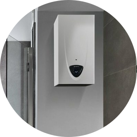 Tankless Water Heaters - Repair & Installation   Cathedral Plumbing DFW