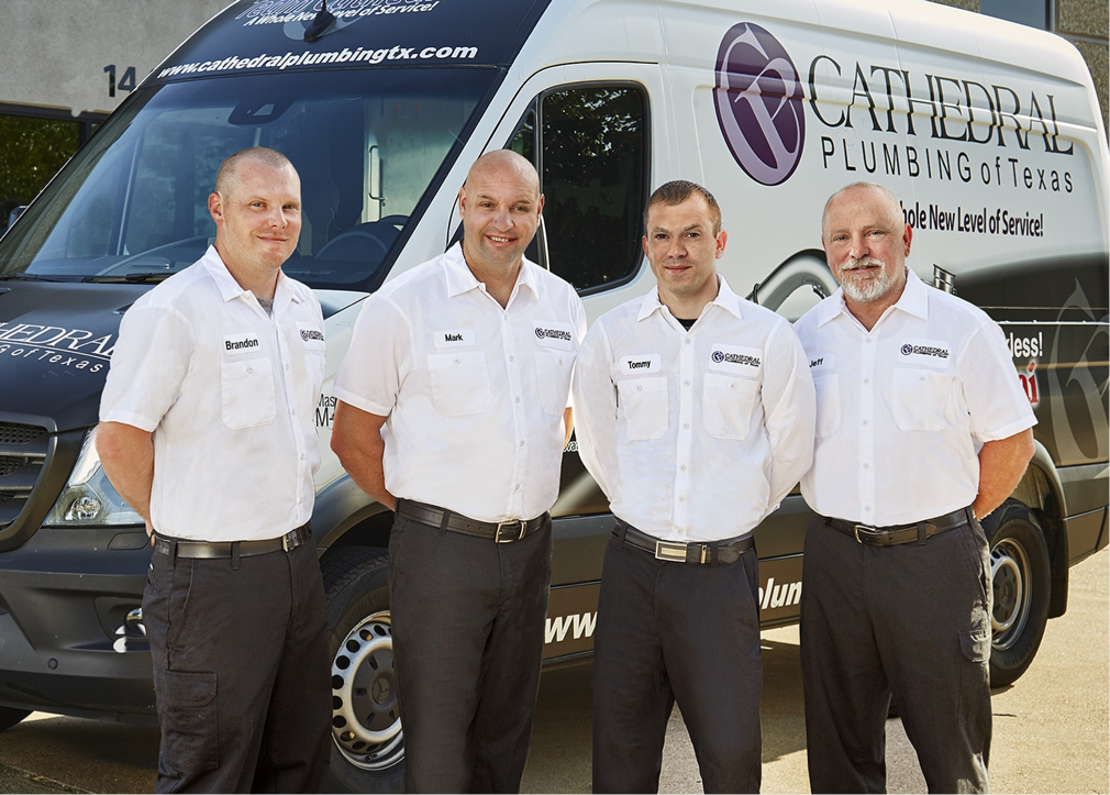 Plumbers in Addison - Trusted & Licensed - Cathedral Plumbing Addison