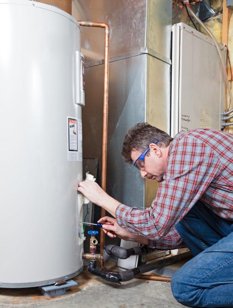 water heater service mckinney, tx